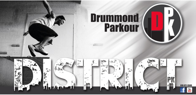 Drummond Parkour