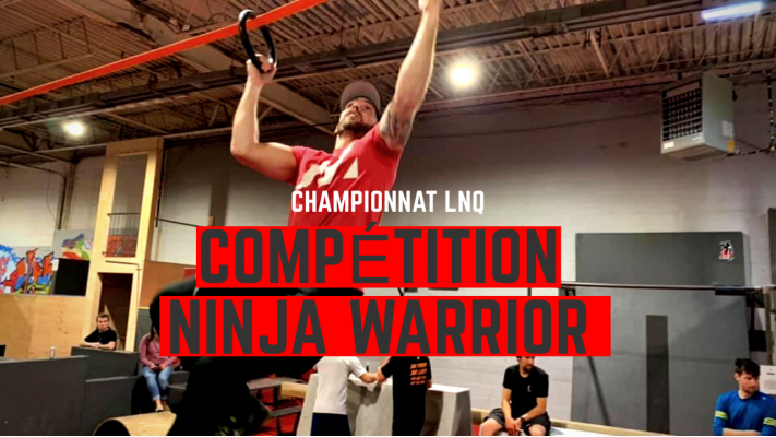 inscription Compétition NINJA WARRIOR